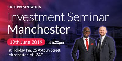 Buy2LetCars Investment Seminar - Manchester