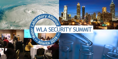U.S. EPA Water Laboratory Alliance Security Summit 2019 tickets