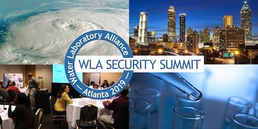 U.S. EPA Water Laboratory Alliance Security Summit 2019