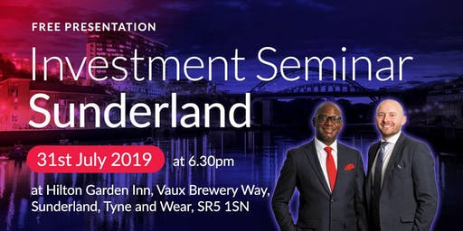 Buy2LetCars Investment Seminar - Sunderland
