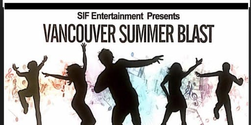 Vancouver Summer Blast! Musical Performances, Food & Drinks, Networking etc