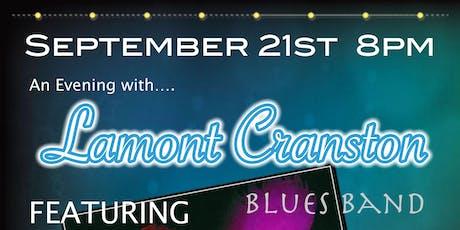Lamont Cranston tickets