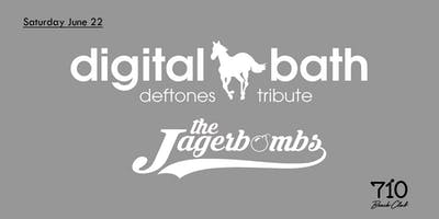 Digital Bath (Deftones Tribute) | The Jagerbombs