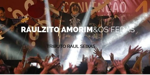 Raulzito Amorim e os Feras | Sesc Gravataí