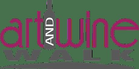 TRF Art & Wine Walk - Zehlians tickets