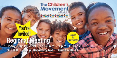 Children's Movement Regional Board Meeting tickets