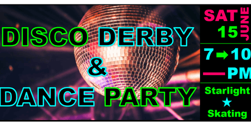 Disco Derby and Dance Party
