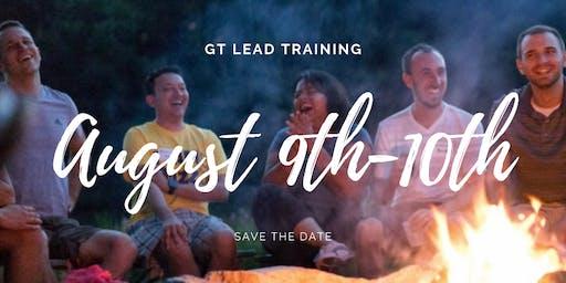 GT LEAD Training Retreat