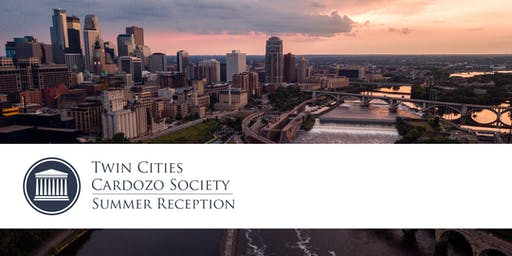 Twin Cities Cardozo Society Summer Reception