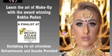 7th July Makeup masterclass  tickets