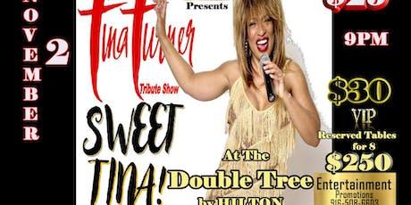 Sweet Tina - Tribute To Tina Turner tickets