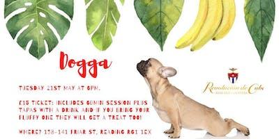 Dogga at Revolucion de Cuba Reading