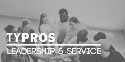 TYPROS Leadership & Service: May Meeting with Phil Lakin