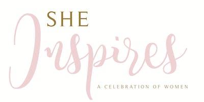 She Inspires: A Celebration of Women