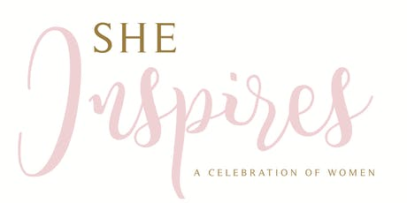 She Inspires: A Celebration of Women tickets