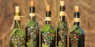 NORTHSIDE Art After Dark: Wine Bottle Art (For Adults ONLY)