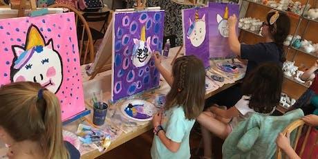 Emoji Mania Camp at Glazed (August) tickets