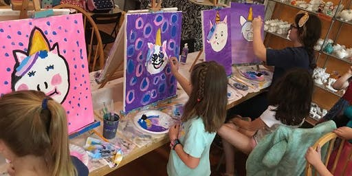 Emoji Mania Camp at Glazed (August)