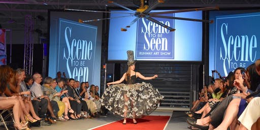 Scene to be Seen - Runway Art Show
