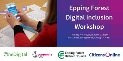 Epping Forest Digital Inclusion Interactive Worksh