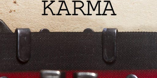 KARMA - Why Me ? - Why Now ? - Half Day Course