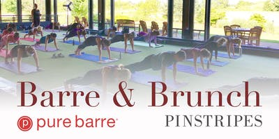 Barre & Brunch at Pinstripes North Bethesda