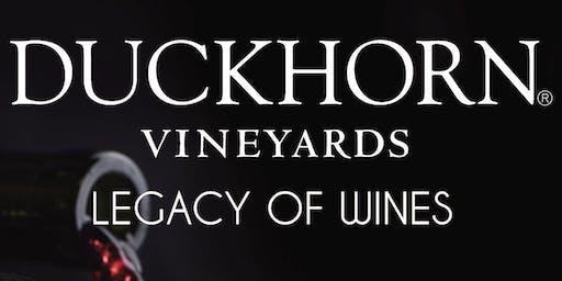 Duckhorn Legacy of Wines - Landry's Seafood House El Paso