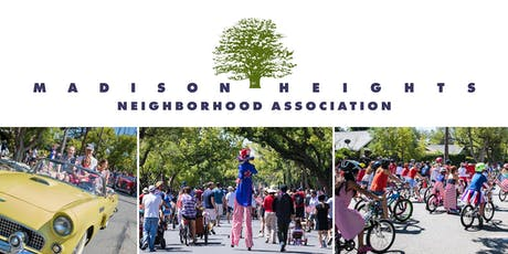 Madison Heights 2019 July 4th Parade + Picnic (sponsor now!) tickets
