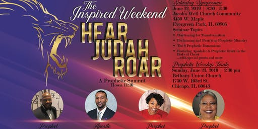 Hear Judah's Roar