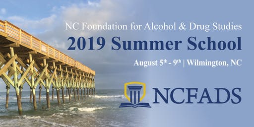 NCFADS Summer School 2019 Exhibitor and Sponsor Registration