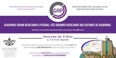 GAP - GF | Gestão de Alta Performance 2019 - 2, 3 e 4 de Agosto