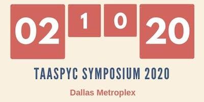 TAASPYC SYMPOSIUM 2020