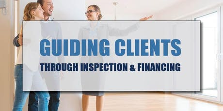 CB Bain | Guiding Clients-Inspection & Financing (3 CE-WA) | Vancouver East | Nov 14th 2019 tickets