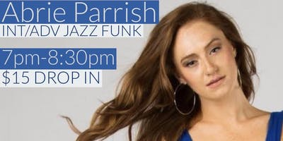 INT/ADV Jazz Funk with ABRIE PARRISH!