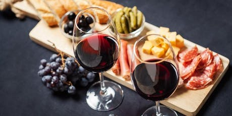 Palate Partners - Pairing Cheese, Wine & Charcuterie tickets