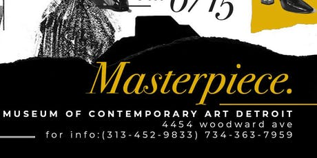 1800 tequila Presents MASTERPIECE @ MOCAD Museum tickets