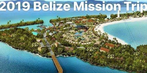 2019 Belize Mission Trip
