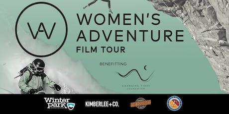 Women's Adventure Film Tour tickets