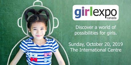 Girl Expo Canada tickets