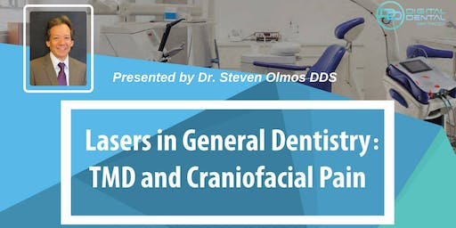 Lasers in General Dentistry: TMD and Craniofacial Pain