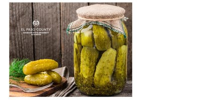 Food Preservation Technique Class: Pickling