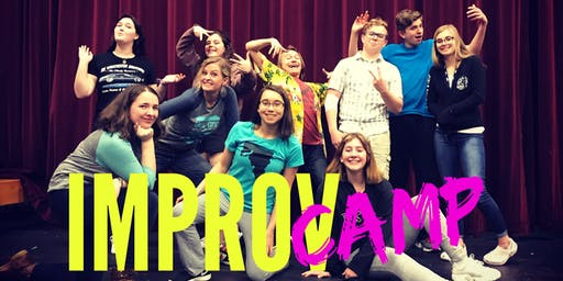 Summer IMPROV Camp (Ages 13-17)