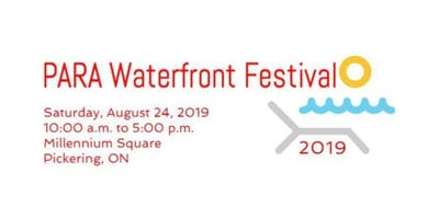 PARA Waterfront Festival 2019 - Vendor Registration