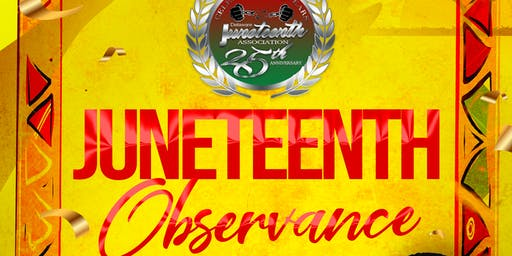 Juneteenth Observance