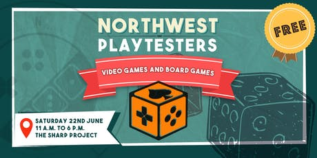 North West Playtesters tickets