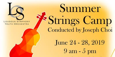 Loudoun Symphony Youth Orchestra Summer Strings Camp