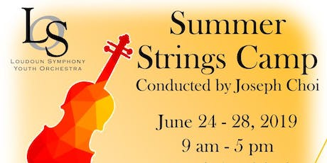 Loudoun Symphony Youth Orchestra Summer Strings Camp tickets