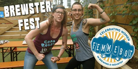 Brewster Fest '20 | Celebrating Women in Beer tickets