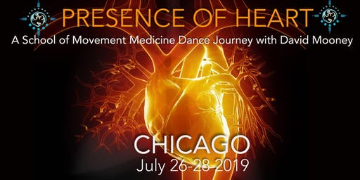 PRESENCE OF HEART School of Movement Medicine Dance Journey w David Mooney