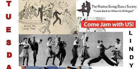 Harlem Swing Dance and Lindy Hop/Jazz Tours tickets